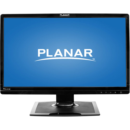 Planar Systems Widescreen LED/LCD (PLL2210W Black)