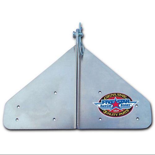 FIVESTAR Aluminum Hood Hinge P/N 000-33H