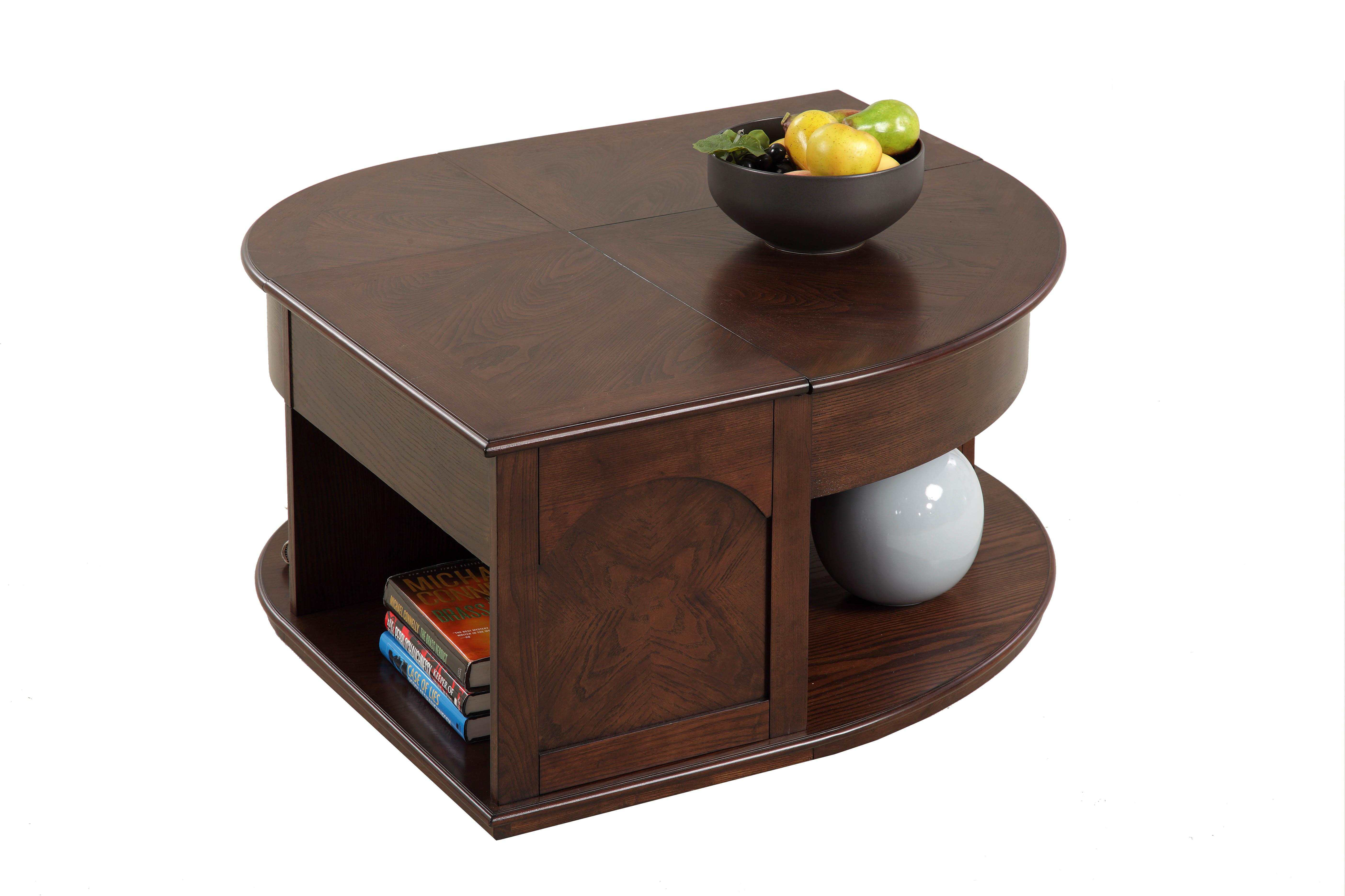 Progressive Furniture Inc. Sebring Coffee Table With Double Lift Top