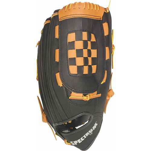 "13"" Spectrum Fielders Left-Handed Baseball Glove"