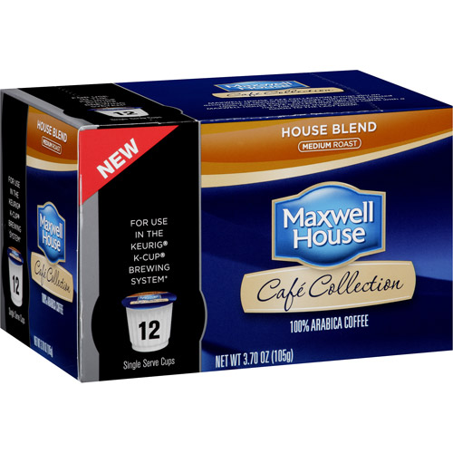 Maxwell House House Blend Coffee K-Cup�� Packs 12 ct Box