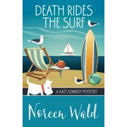 DEATH RIDES THE SURF - eBook