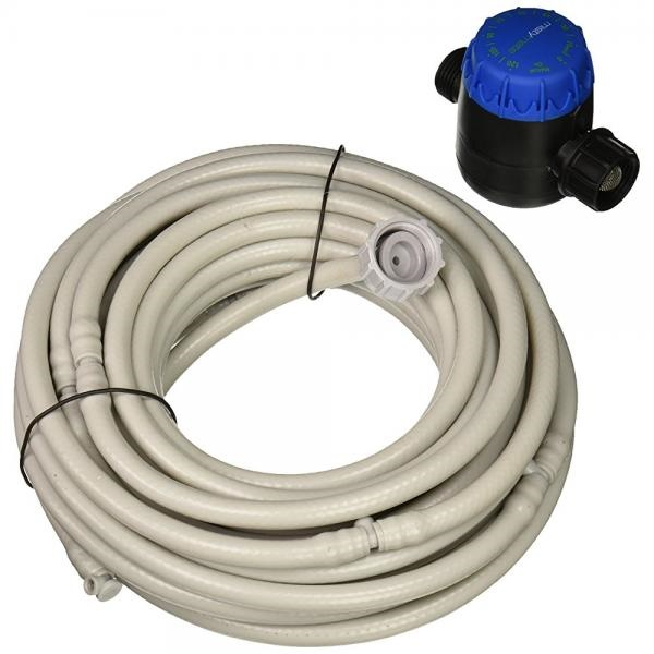 mistymate 16002 Cool Patio Misting System, 32', Grey by