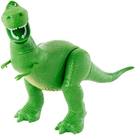 Disney Pixar Toy Story True Talkers Rex Figure with 15+ Phrases](Toy Story 3 Monkey)