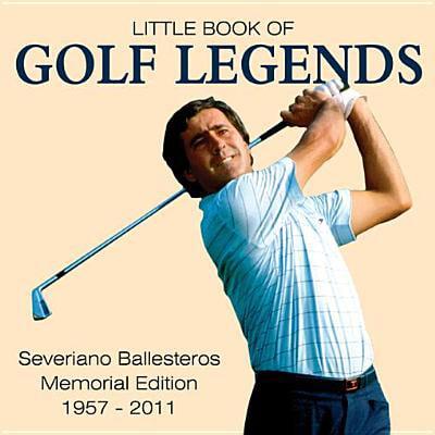 Little Book of Golf Legends - eBook