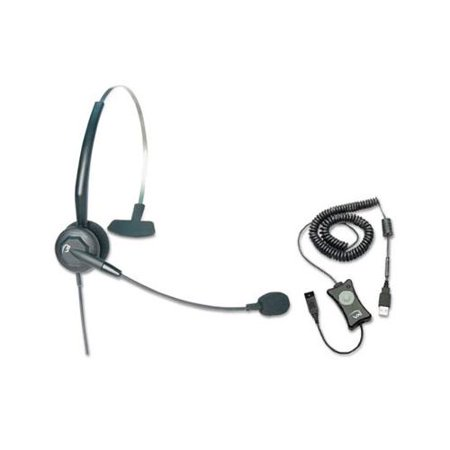 Vxi Corporation TalkPro Monaural USB3 Headset VXI203010 by