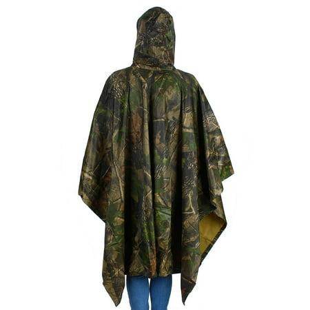 e017da683bf7f GLOGLOW Waterproof Army Hooded Ripstop Festival Rain Poncho Military Camping  Hiking Raincoat 2018,Waterproof Army Hooded Ripstop Festival Rain Poncho ...