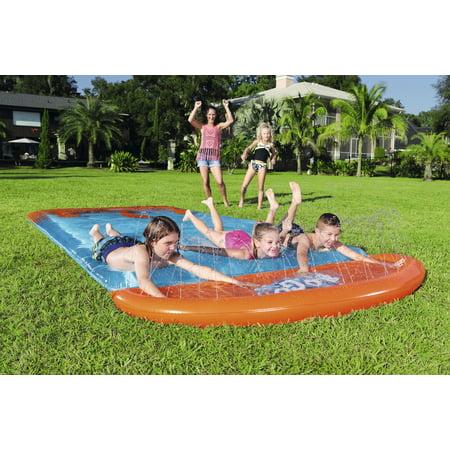 H2OGO! Blobzter Triple Water Slide Now $20.50 (Was $59.99)