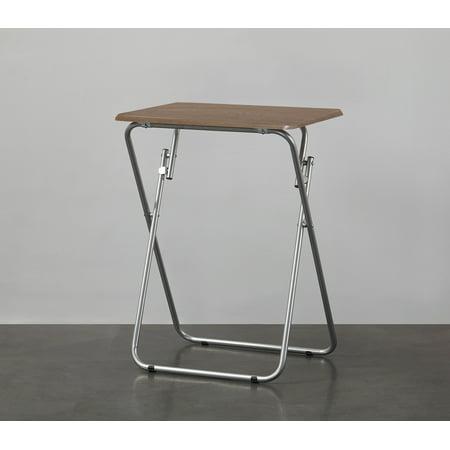 Mainstays Folding Tray Table, multiple colors (Halloween Food Table Ideas)