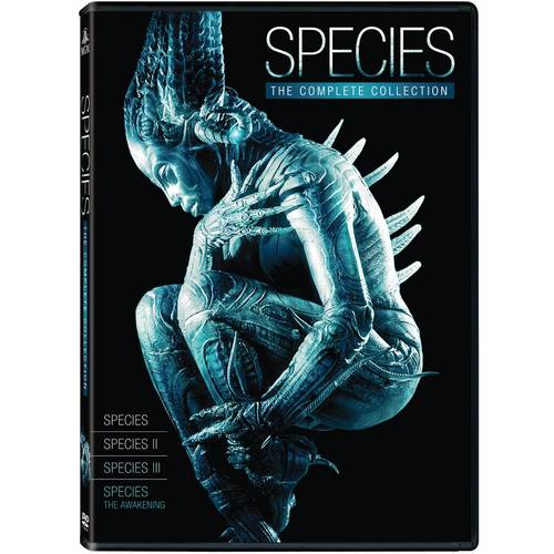 Species: The Complete Collection: Species / Species II / Species III / Species: The Awakening (Full Frame)