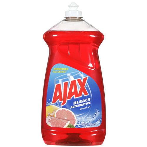 Ajax Bleach Alternative Grapefruit Dish Liquid, 52 fl oz