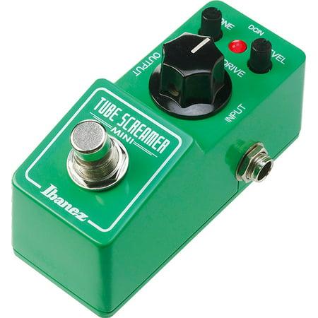 Ibanez TS MINI Tube Screamer Mini Overdrive Guitar Effect