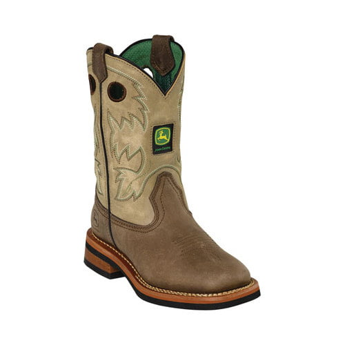 Children's John Deere Boots Johnny Popper 2311 by Johnny Popper