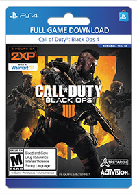 Call of Duty: Black Ops 4, Activision, Playstation, [Digital Download] by Sony PlayStation
