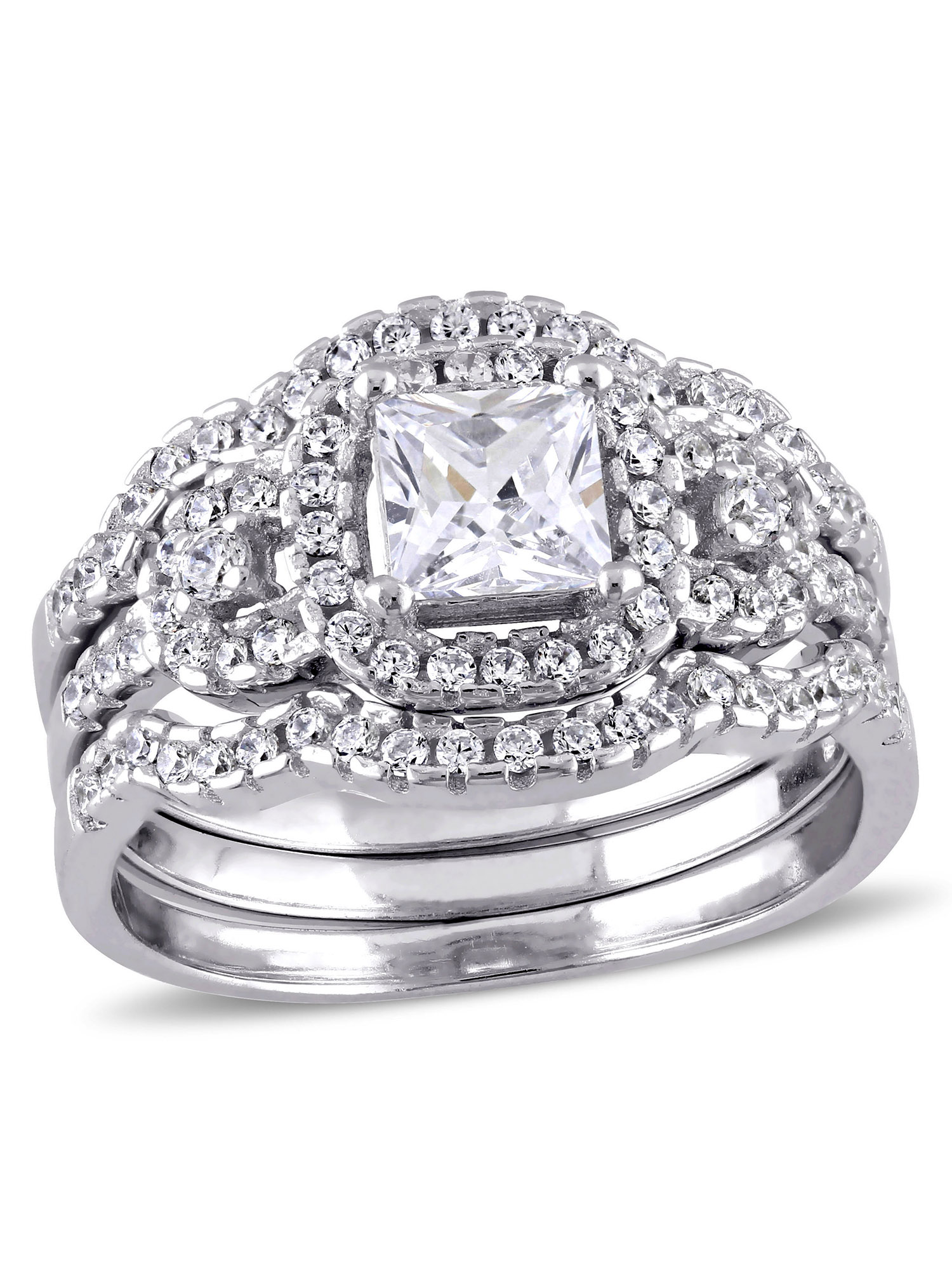 Wedding Ring Sets Walmartcom