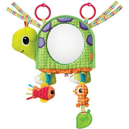 Infantino Topsy Turvy Discover   Play Activity Mirror