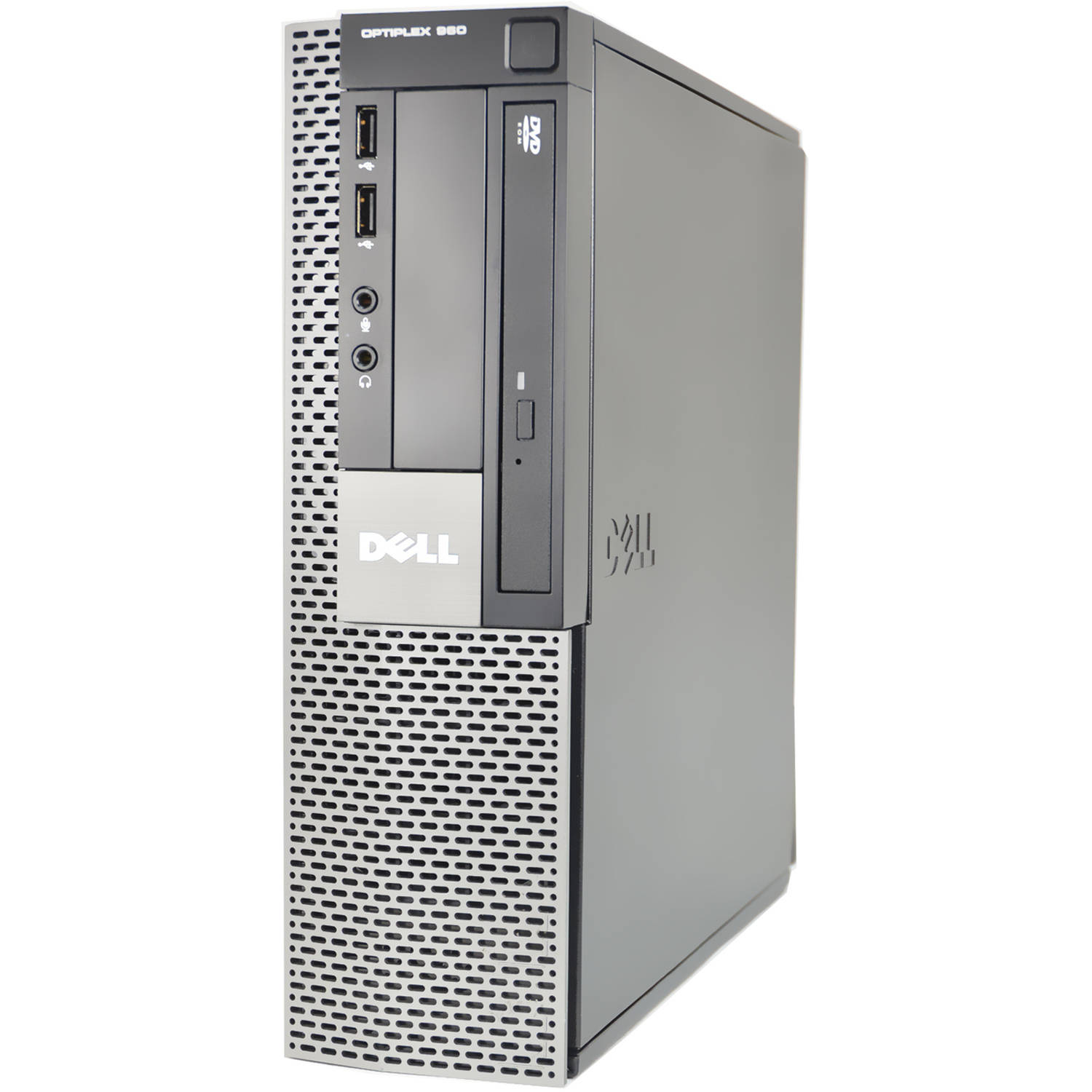 Refurbished Dell Optiplex 960-SFF WA1-0421 Desktop PC with Intel Core 2 Duo Processor, 4GB Memory, 1TB Hard Drive and Windows 10 Pro (Monitor Not Included)