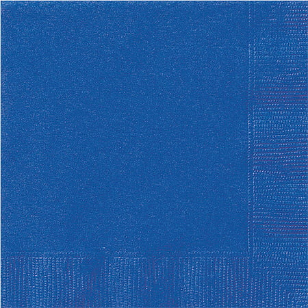 Blue Luncheon Napkins, 75ct