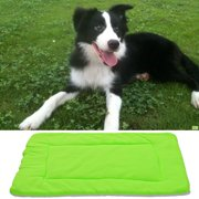 Hifashion Dogs Pets Fleece Mat Pad Bed Cushion Rug for Home Travel Cage Car HFON