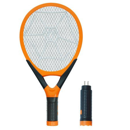 Bug Zapper - Rechargeable Mosquito, Fly Killer and Bug Zapper Racket