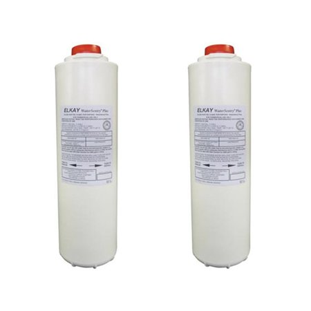 Elkay WaterSentry Plus Replacement Filter EZH2O Water Filling Station (2 Pack)