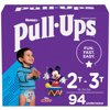 Pull-Ups Boys' Potty Training Pants Size 4, 2T-3T, 94 Ct
