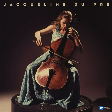5 Legendary Recordings Jacqueline Du Pre - Pre Owned Vinyl