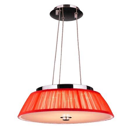 Worldwide Lighting Alice 6-Light Drum Pendant