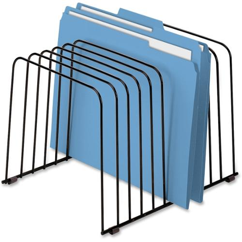 "Fellowes Wire File Sorter - 8"" x 9"" x 11.38"" - Steel"