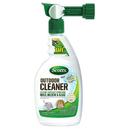 Scotts Outdoor Cleaner Plus OxiClean Ready To Spray 32 oz Walmart