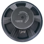 "Sound Town 21"" Raw Woofer Speaker, 600 Watts Pro Audio PA DJ Replacement Subwoofer Low Frequency Driver (STLF-21120)"