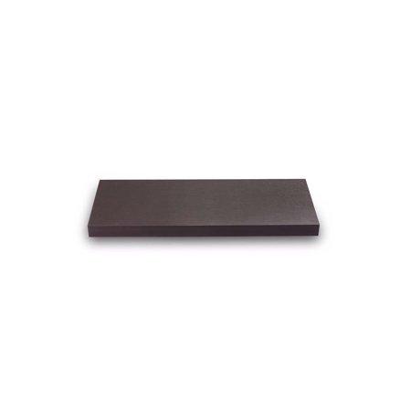 Sanlem Floating Shelf 24 X 10 1 5 Dark Gray