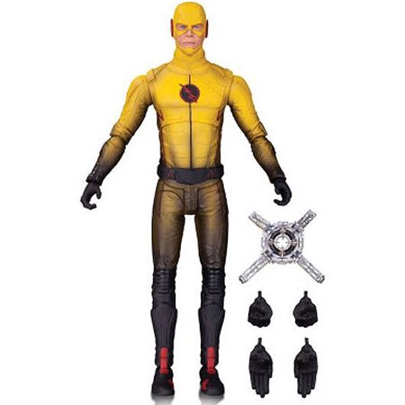 Dc The Flash Tv Series Reverse Flash Action Figure