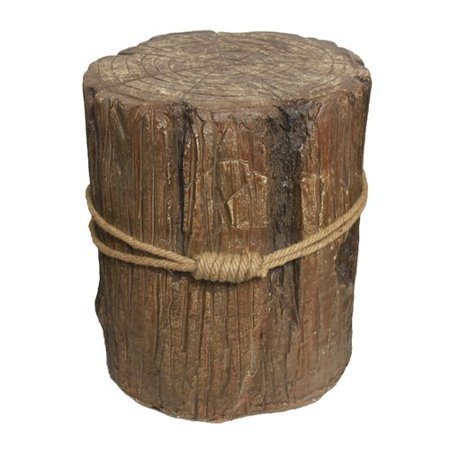 - Breakwater Bay Bowers Wooden Accent Stool