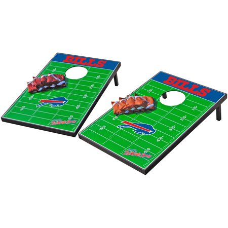 Wild Sports NFL Buffalo Bills 2x3 Field Tailgate Toss Buffalo Bills Key