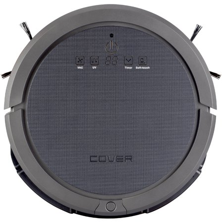 COVER All Surface Robotic Vacuum Cleaner for Carpets and Floor