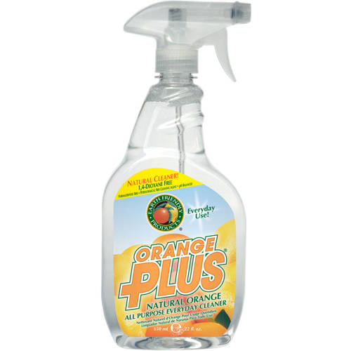 Earth Friendly Products Orange Plus All Purpose Everyday Cleaner, 22 fl oz
