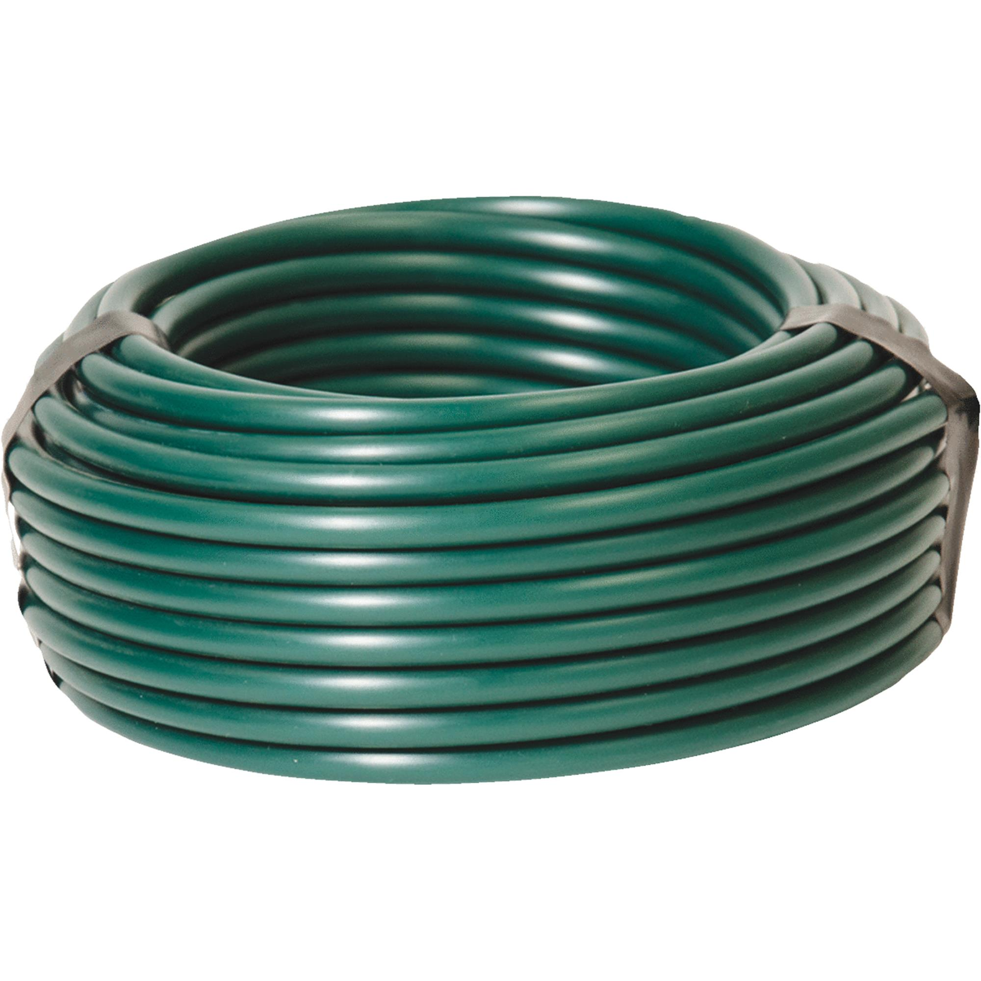 "***DISCONTINUED BY VENDOR 7-28-2016*** Raindrip 1/4"" Tubing, 50' Coil- Green"