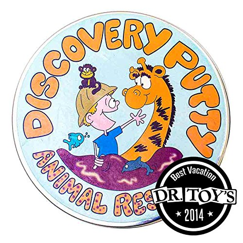 Discovery Putty - Animal Rescue
