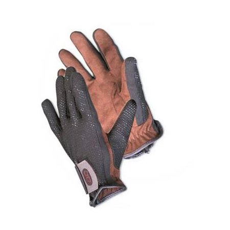 Bob Allen 315 Shotgunner Gloves, Brown, Small