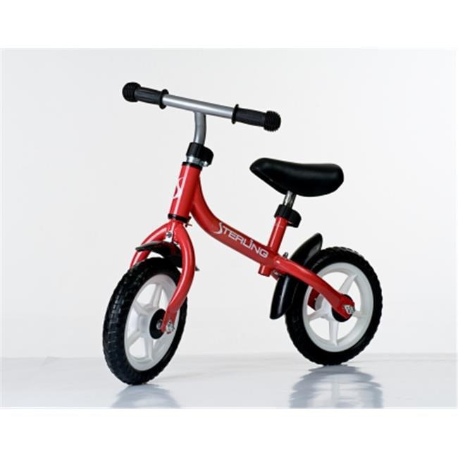 10 in. Balance Bike in Red