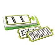 Imperial Home 3 in 1 Cheese Grater or Vegetable Shredder