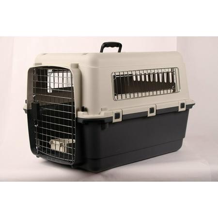 Pet Kennel Direct 27 Airline Approved Plastic Dog Cat Pet Kennel