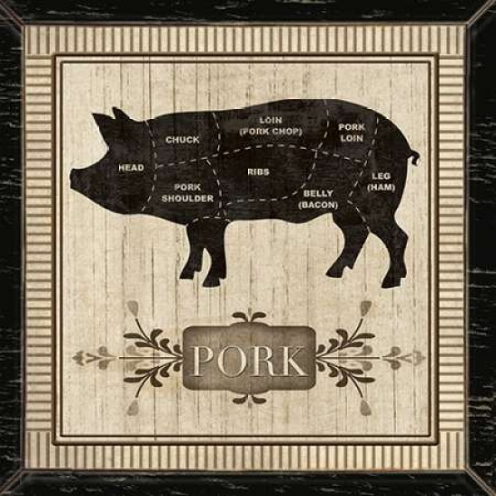 PORK Poster Print by Piper Ballantyne