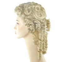 Southern Belle New Disc Strawberry Bl Wig Costume