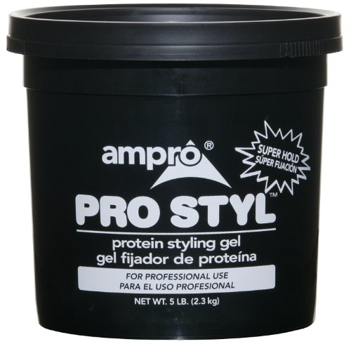 Ampro Styling Gel - Super 5 lb.