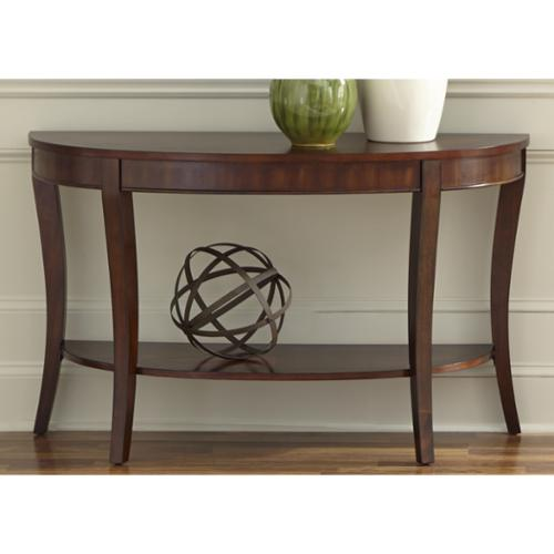 Liberty Furniture Industries Liberty Rich Cherry Sofa Table