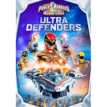 Power Rangers Megaforce: Ultra Defenders (DVD)](Power Rangers Megaforce Halloween Special)