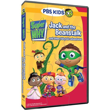 Super Why   Jack And The Beanstalk And Other Fairytale Adventures