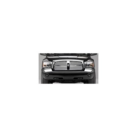 Putco Liquid Billet Grille (Putco 84144 Billet Grille For Dodge Dakota, Stainless Steel Grille)